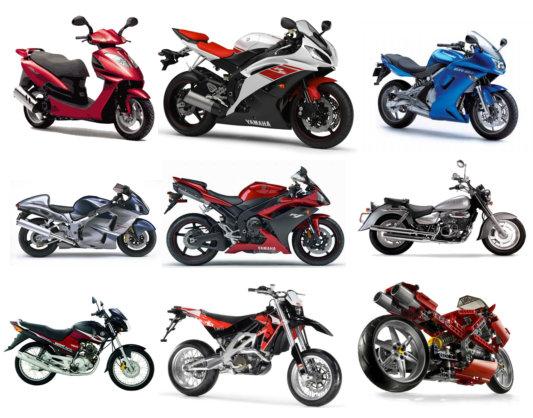 Guia de tipos de motos: veja o perfil de cada uma