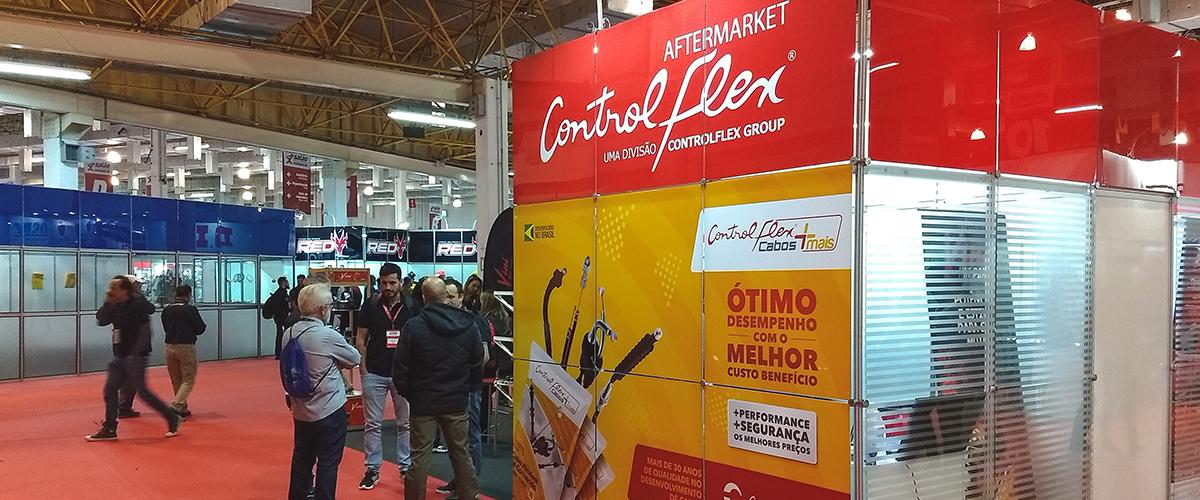 Estande Controlflex Aftermarket