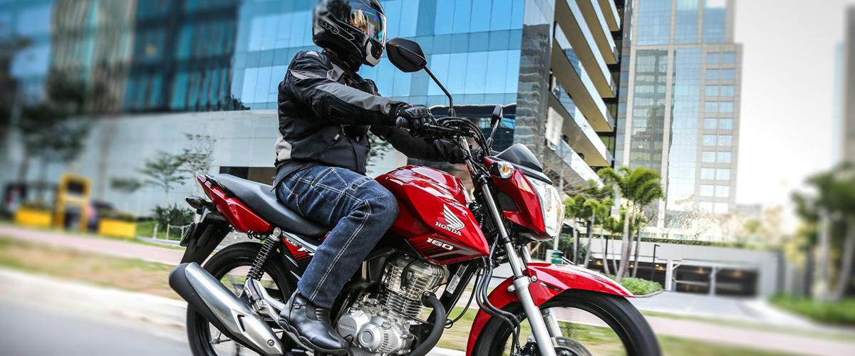 Falha no garfo dianteiro em motocicletas CG 160, geram recall de 160 mil motocicletas
